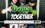 Dance All Together #151 10.04.2017 Reggae Selection