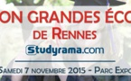 [Education] Anticipation ou réorientation --> Direction le salon Studyrama au Parc Expo de Rennes