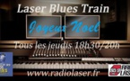 "Laser Blues Train #219 ""Christmas Blues"""