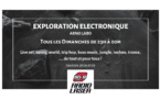 193 - Exploration Electronique - Nouvel An - Mix années 80 - Part 1