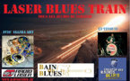 "Laser Blues Train #031 en mode ""Cigar Box Guitares"""