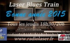 "Laser Blues Train #095 "" Nouvel An 2015"""