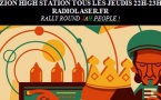 Zion High Station - Roots Reggae Dub #43
