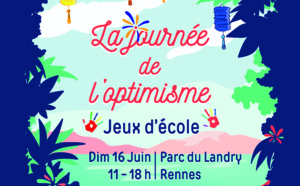 Journée de l'Optimisme à Rennes