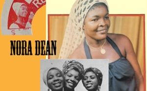 Podcast Reggae Oldies - Tribute To Nora Dean dans Reggae Train