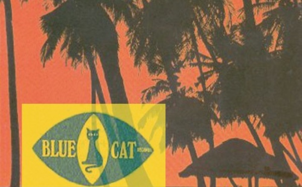 Pépites de Reggae Oldies - Blue Cat dans Reggae Train