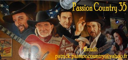 Passion Country 35 18h30-20h